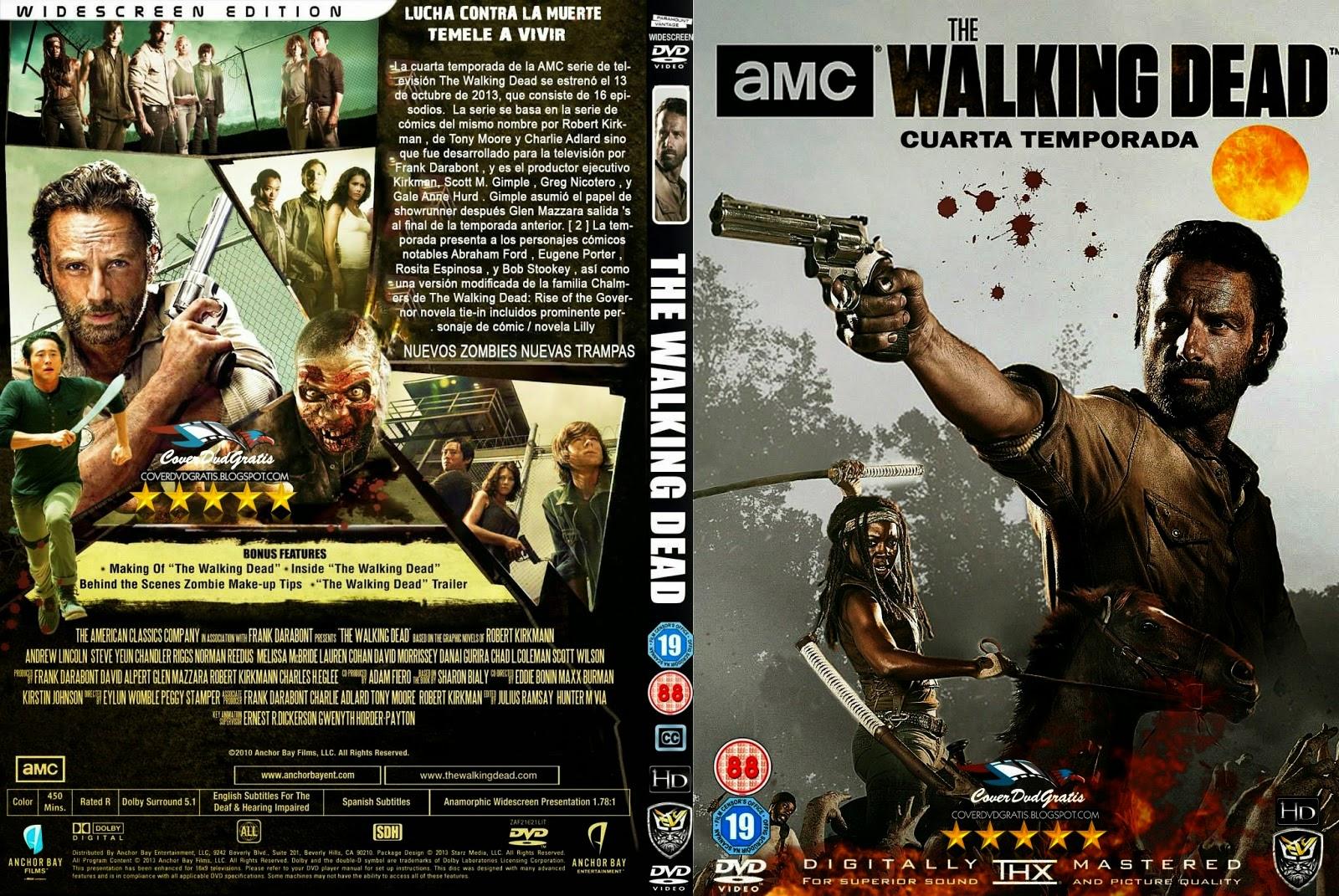 Serie walking dead cuarta temporada online / Bollyclips blu ray