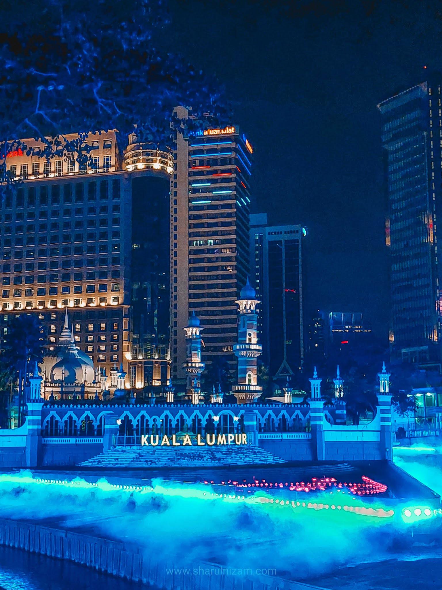 River Of Life Tarikan Pelancongan Di Kuala Lumpur