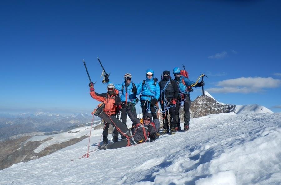 Piramide-Vincent-Monte-Rosa-Italia-Alpes