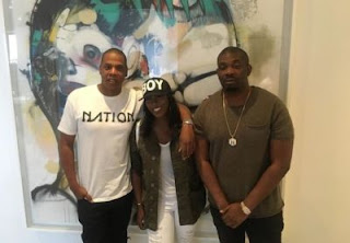 Singer Tiwa Savage, was recently interviewed on Apple Music Beats 1 Radio, where she touched on so many topics to include her latest deal with Jay Z's Roc Nation.