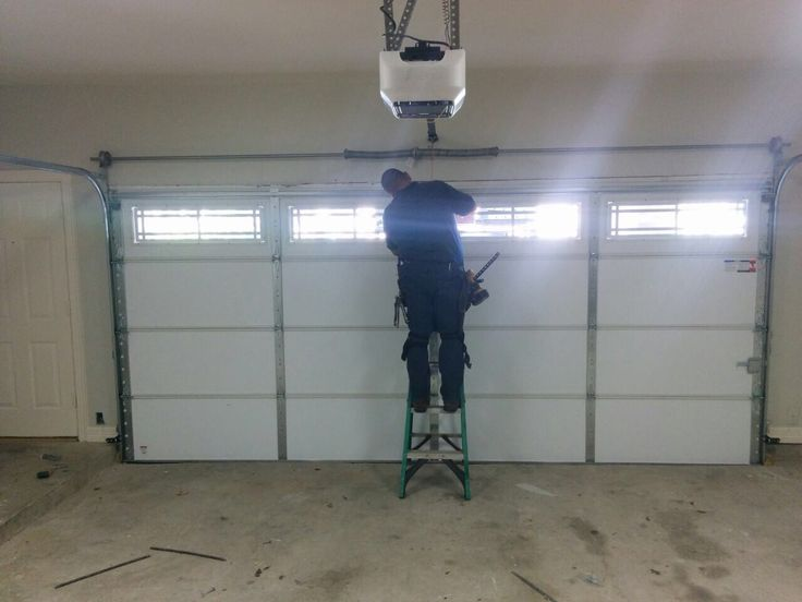 Seamless And Safe Garage Door Spring Replacement Vacaville