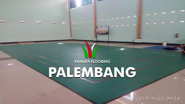 Karpet Badminton Palembang