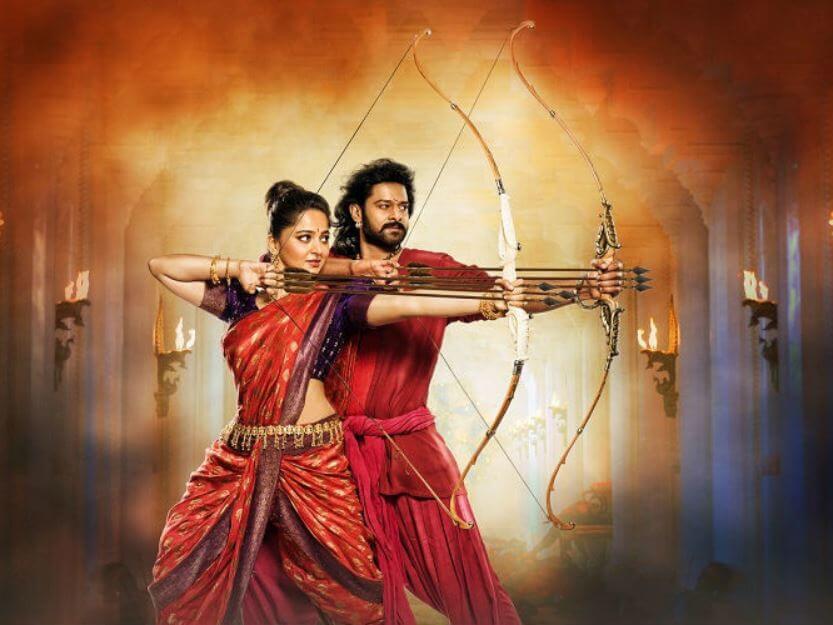 Prabhas and Anushka