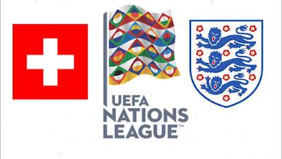 مشاهدة مباراة إنجلترا وسويسرا بث مباشر اليوم 9-6-2019 دوري الأمم الاوروبية