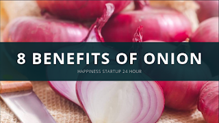 8 Best benefits of onion