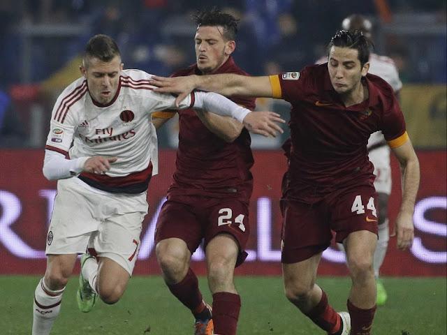 Prediksi Roma vs AC Milan Liga Italia