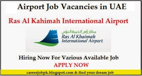 Airport jobs in Ras Al Khaimah UAE