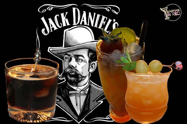 jack daniels cocteles