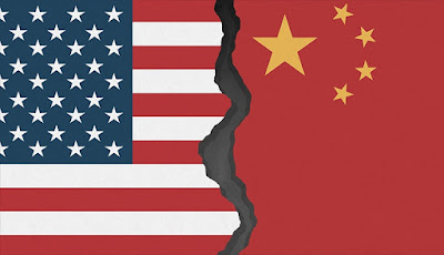 The US and China say to each other: in this your loss