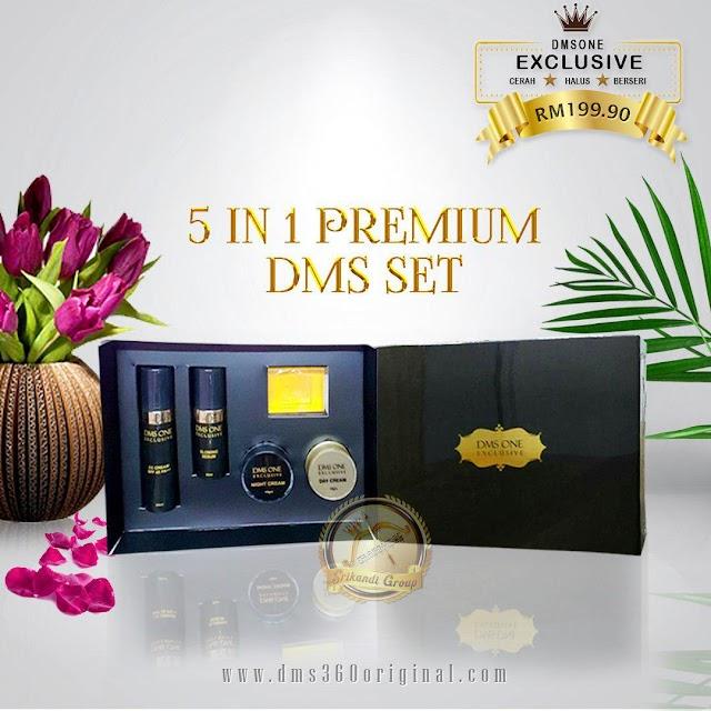 GiveAway DMS360! Kongsi dan Menang Produk Bernilai RM200 5in1 DMSONE Exclusive