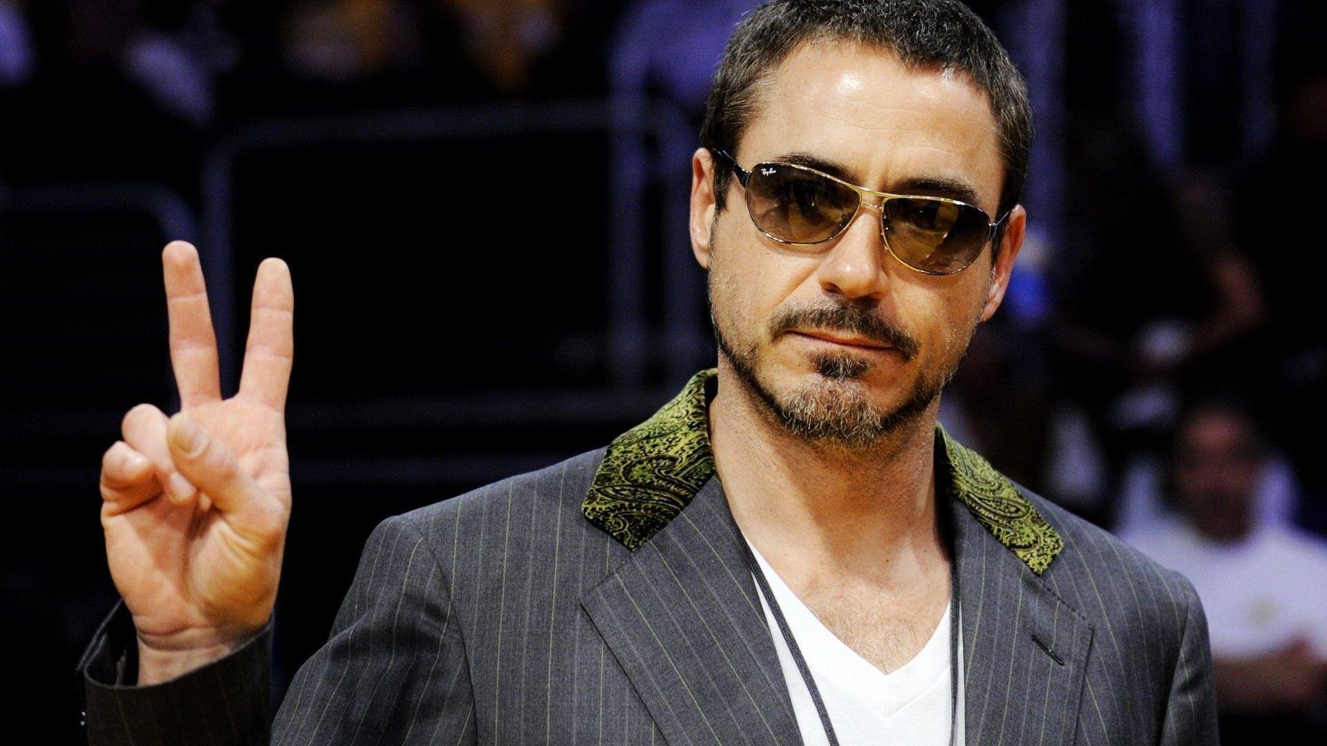 Robert Downey Jr Handsome