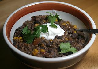 Slow Cooker Vegan Taco Soup 1