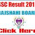 SSC Result 2017 Rajshahi Board