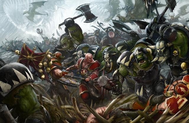 Chaos Repacks, Orruks/ Destruction and More.