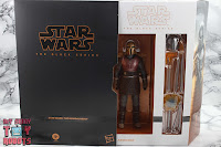 Star Wars The Black Series The Armorer (Deluxe) Box 05
