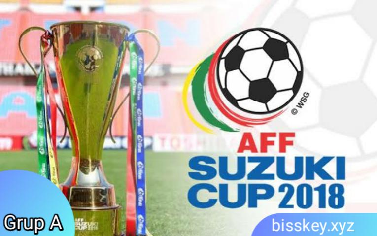 Jadwal Lengkap Grup A AFF SUZUKI CUP 2018