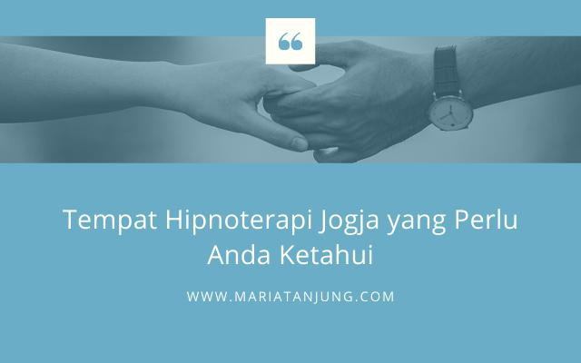 Hipnoterapi Jogja