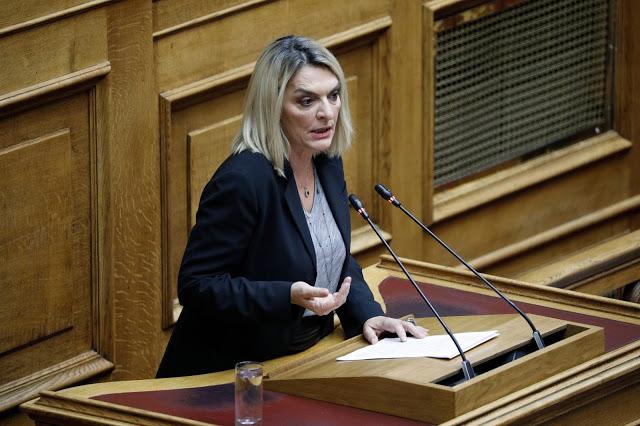 Επίκαιρη ερώτηση της Π. Πέρκα προς τον Υπουργό Περιβάλλοντος με θέμα: «Αποκατάσταση εδαφών των ορυχείων στην Περιφέρεια Δυτικής Μακεδονίας και στην Μεγαλόπολη ενόψει της απολιγνιτοποίησης»