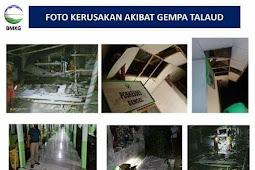 Daryono Sebut Dampak Gempa 7,0 di Talaud Menimbulkan Kerusakan Bangunan