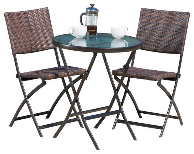 outdoor table and chairs folding