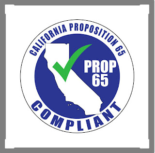 Livliga is compliant with Prop 65