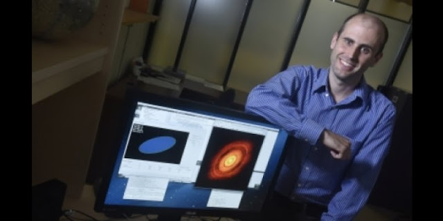 Dan Tamayo is a postdoctoral fellow in the Centre for Planetary Science at U of T Scarborough. (Photo by Ken Jones)