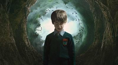 El bosque maldito HD 1080p, The Hole in the Ground HD 1080p, El agujero en el suelo HD 1080p poster box cover