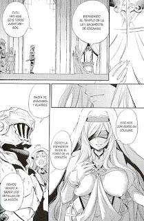 Reseña de Goblin Slayer (manga) vol. 4, de Kumo Kagyu y Kousuke Kurose. - Ivréa.