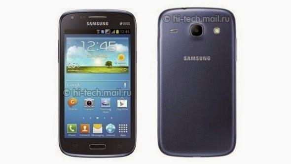 Samsung Galaxy Core, Smartphone Dual Core Dengan Fitur Dual Sim