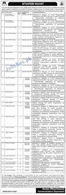 communication-department-balochistan-jobs-2021