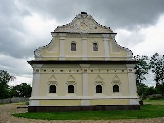 Батурин. Черниговская обл. Крепость-музей. Сокровищница