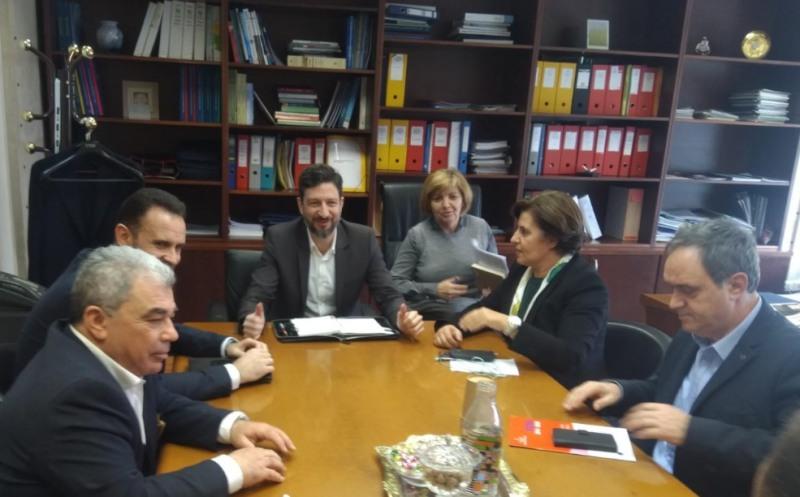 Η Περιφέρεια Βορείου Αιγαίου χρηματοδοτεί τα Επιμελητήρια για την ανάπτυξη της «Aegean Cuisine»