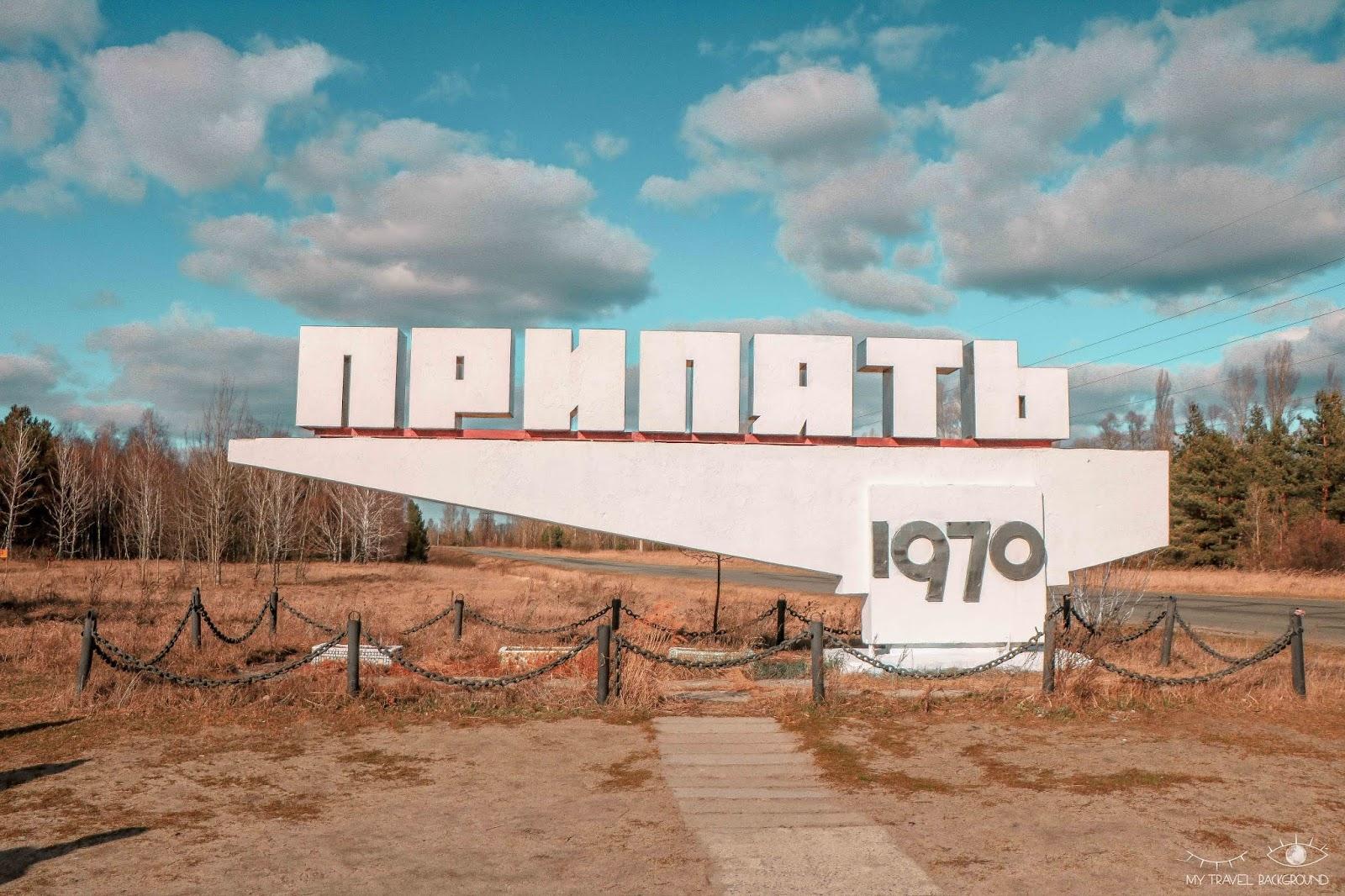 My Travel Background : une journée dans la zone d'exclusion de Tchernobyl - Prypiat