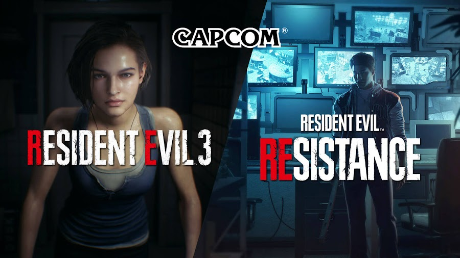 resident evil 3 remake raccoon city demo resident evil resistance open beta release date multiplayer mode pc steam ps4 xb1