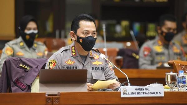 Komjen Sigit Harap Tak Ada Lagi Anggapan Kriminalisasi Ulama