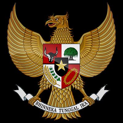 Logo Garuda Emas PNG Mentahan