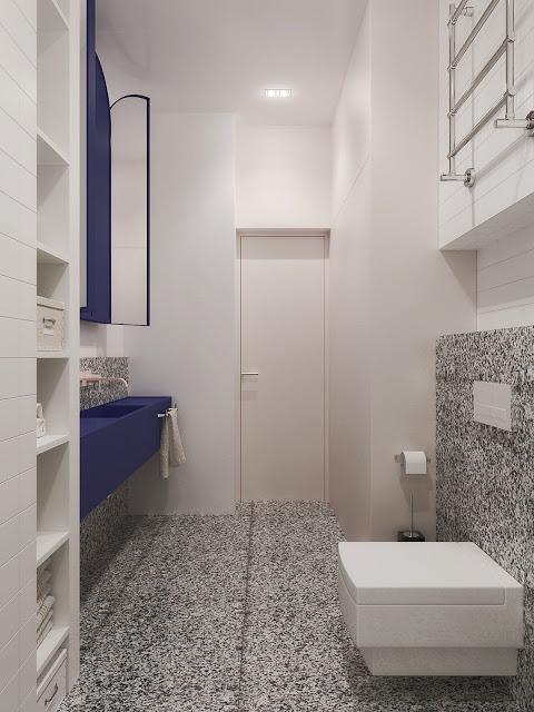 Plus Minus Pop Design For Bathroom