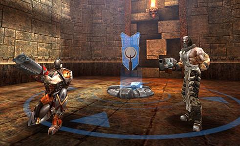 ما هي المواصفات الاجهزة التي ستعمل عليها لعبة Quake Live