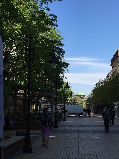 cidade sofia bulgaria