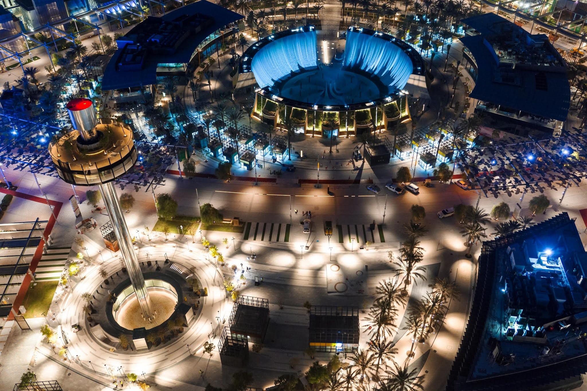 """""""إكسبو 2020 دبي"""" يطلق """"تذكرة أكتوبر"""" للسماح بدخول المعرض طوال الشهر"""