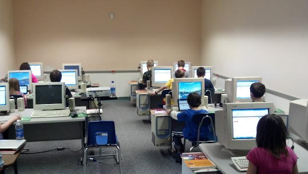 Mrs. S Computer Lab
