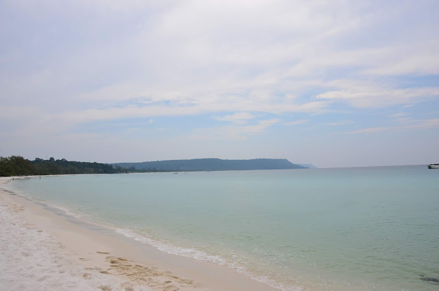 Koh Rong - Long Beach