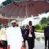 President Buhari departs for Kenya (SEE PHOTOS)