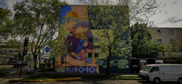 Mural de Converse