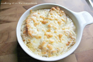 french onion soup recipe
