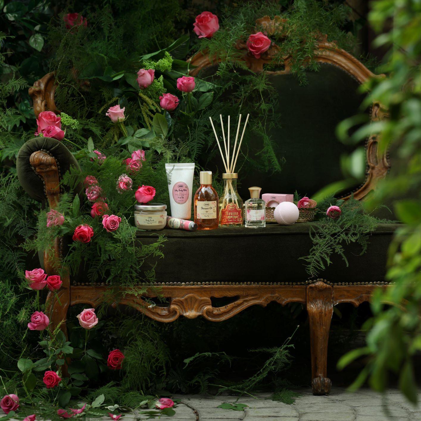 Sabon Festive Roses 2