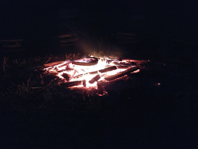 bonfire #nightlights