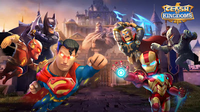 Clash of Kingdoms: Heroes War APK For Android