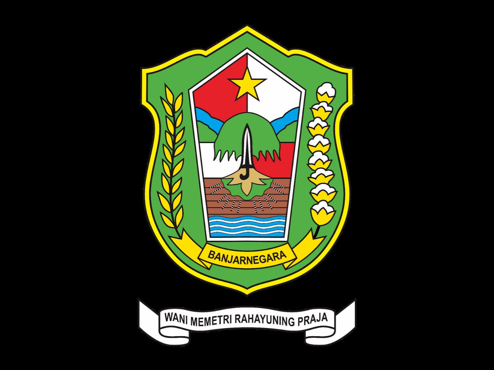 Logo Kabupaten Banjarnegara Format PNG