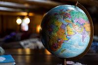 Globe Photo by Kyle Glenn on Unsplash